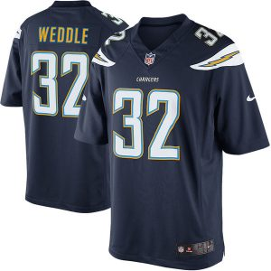 San Diego Chargers Nike Team Color Limited Jersey