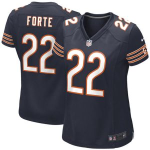 Matt Forte Chicago Bears Nike Women's Game Jersey