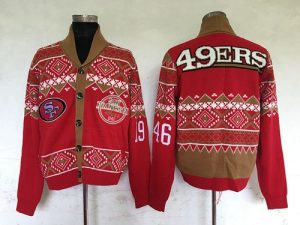 Nike 49ers Men's Ugly Sweater_2